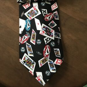 WORLD POKER TOUR TIE